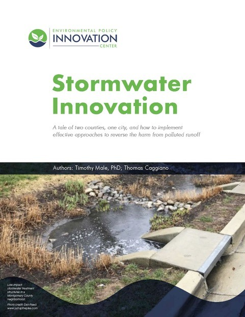 Stormwater Innovation Report Cover