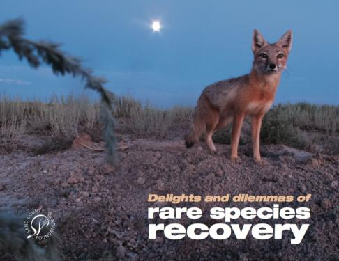 The Delights and Dilemmas of Rare Species Conservation
