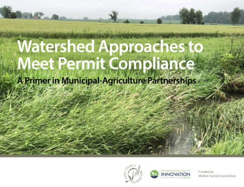 Watershed Approaches to Meet Permit Compliance