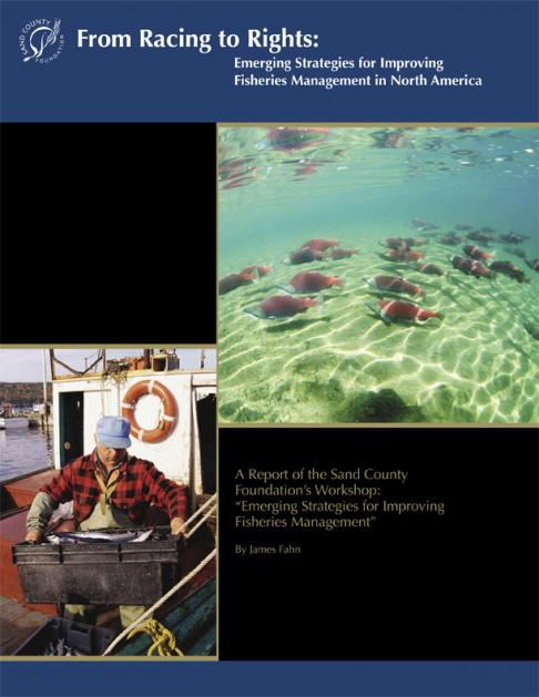 From Racing to Rights: Emerging Strategies for Improving Fisheries Management